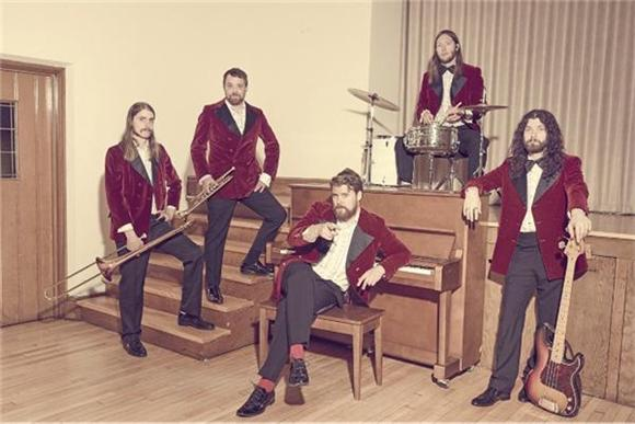 The Sheepdogs Perfect Their 60s Folk Rock On 'Same Old Feeling'