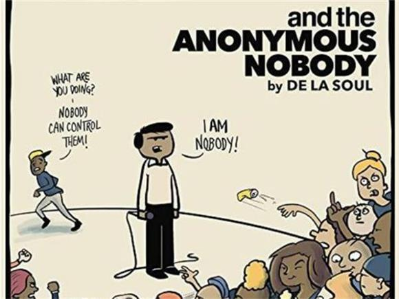 De La Soul Debut New Album at SoHo Listening Party