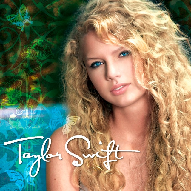 taylor swift self titled