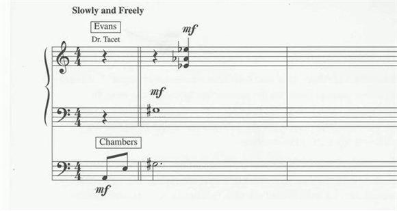 Animated Sheet Music Of The Day