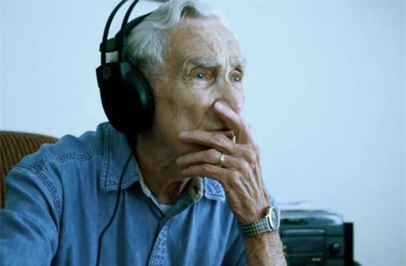 We Dare You Not To Cry To This 96-Year-Old Man's Love Song