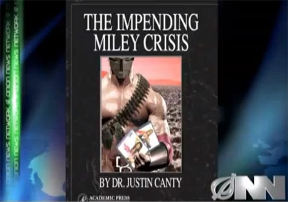 The Onion Predicted the Miley Cyrus Collapse Back In 2008
