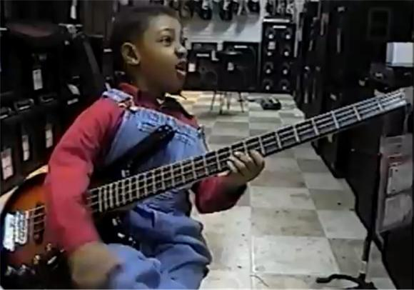 Prince's Twitter Gets Funky With a Kindergartener's Shred