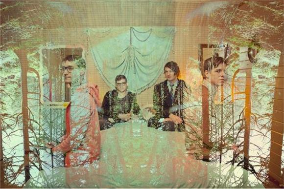 STRFKR Takes Grouplove to Psychedelic Space