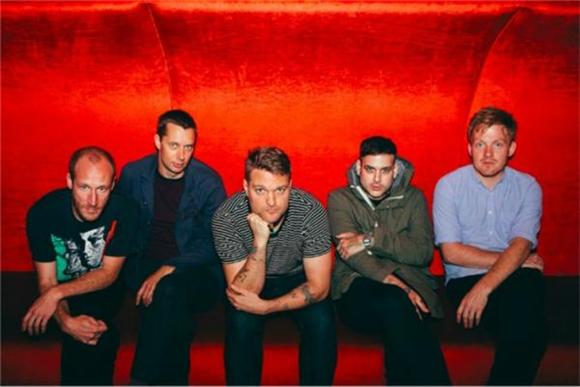 Cold War Kids Heat Back Up with New Record