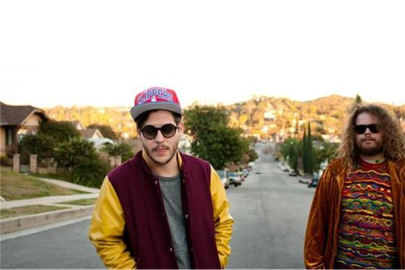 Wavves Blaze Up Another Hit Of Their Pot Punk