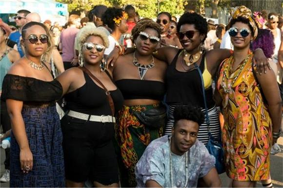 The Bold and Beautiful Fashion of Afropunk 2016