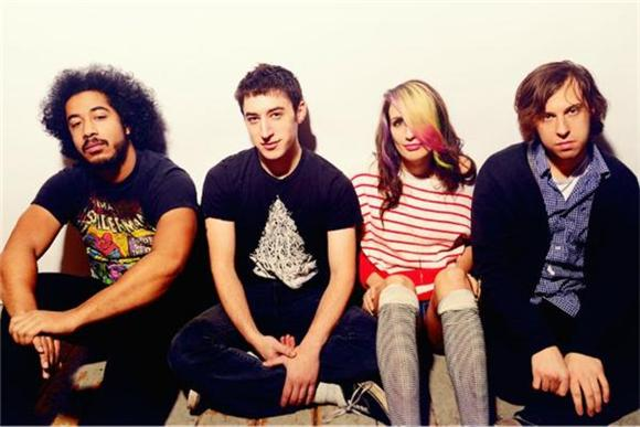 Speedy Ortiz Find Their Inner The Cardigans On Noise Pop Cover