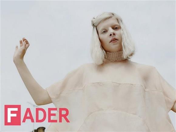 NOTHING IS ETERNAL: The Fader's Spellbinding Short Film About AURORA