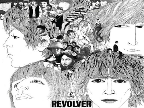 It Is Not Dying: The Beatles' Revolver at 50
