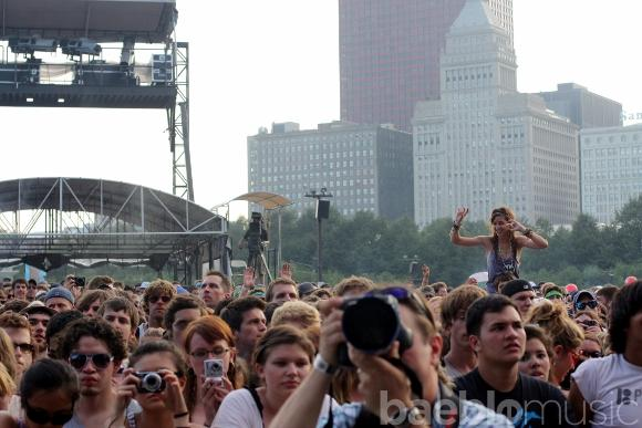 Watch Lollapalooza Live