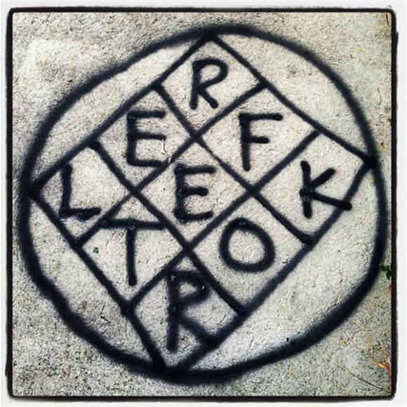 Is Arcade Fire Toying With Toynbee Tile Marketing?
