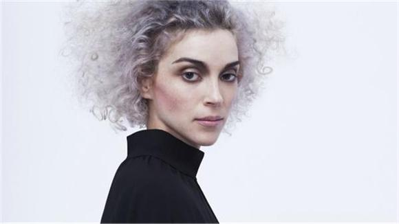 St. Vincent To Lead Seth Meyers' Late Night Band Next Week