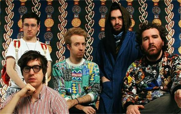 Hot Chip's Takeover of Webster Hall