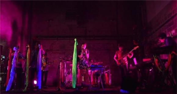 VIDEO PREMIERE: Rubblebucket 'Rewind'