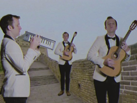 Baio Gets Too Close and Too Personal In New 'Man of the World' Video