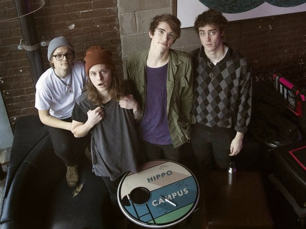 SONG OF THE DAY: 'Vacation' by Hippo Campus