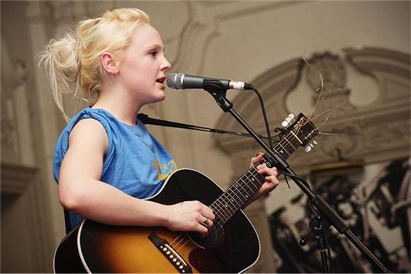 Watch: Laura Marling's New Music Video