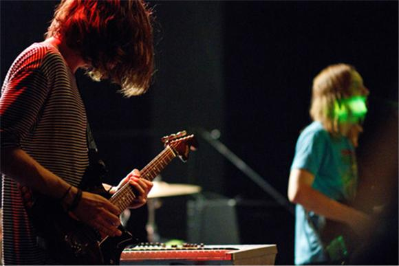 Tame Impala Played a Very Sold Out Show in Brooklyn Last Night