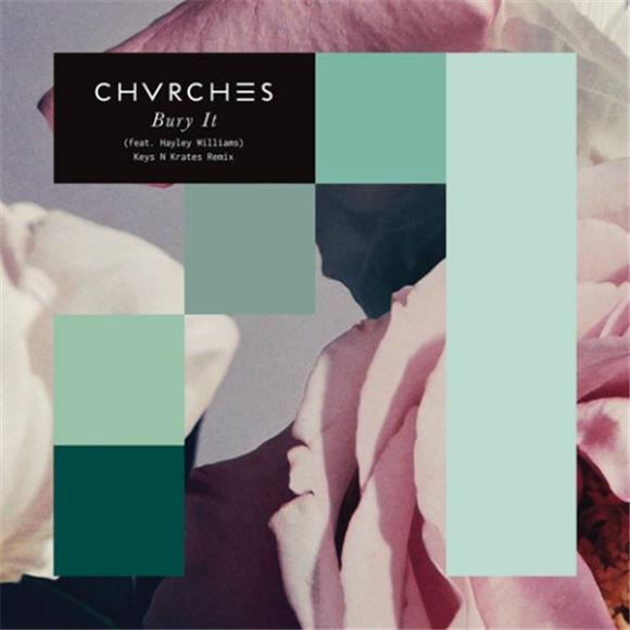 CHVRCHES Just Dropped The Most Epic Remix of 'Bury It' ft Hayley Williams