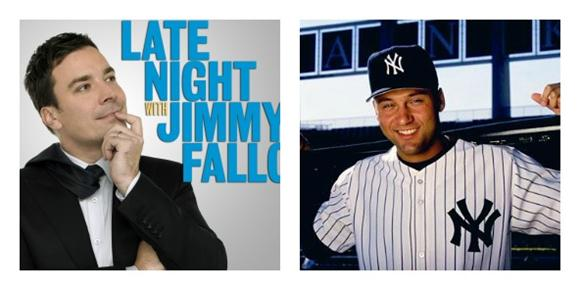 Fallon and The Roots Audition For Derek Jeter