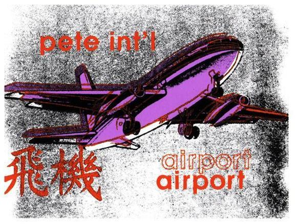 new music video: pete international airport
