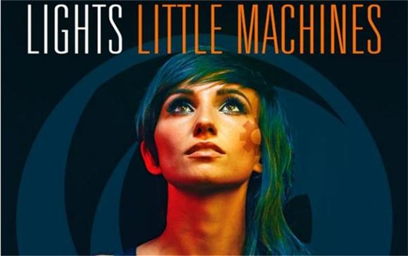 Listen: Lights 'Running With The Boys'