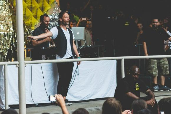 Watch Atoms for Peace Debut New Songs in a DJ Set