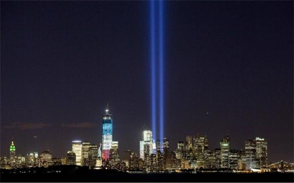 Remembering 9-11 From The Baeble HQ