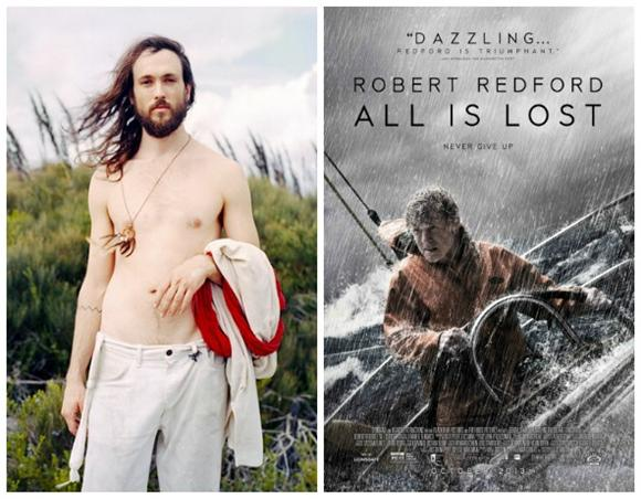 Movies We Can't Wait For: Edward Sharpe aka Alexander Ebert-Scored 'All Is Lost'