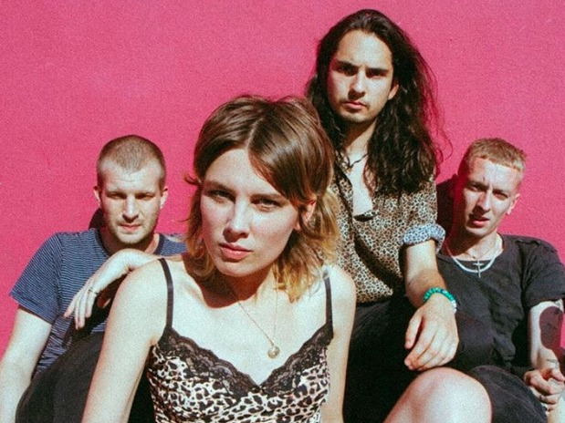 Wolf Alice Goes Marilyn Monroe in 'Beautifully Unconventional' Video