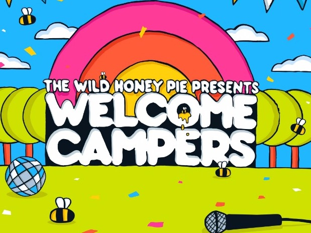 The Wild Honey Pie's Welcome Campers Hosts Wildly Fun Weekend at Camp Lenox