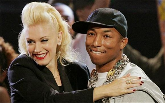 Pharrell Has No Doubts About Gwen