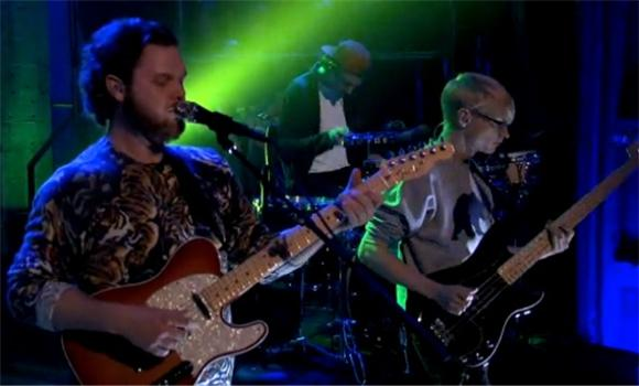 ALT-J Continue To Ride An Awesome Wave On Fallon