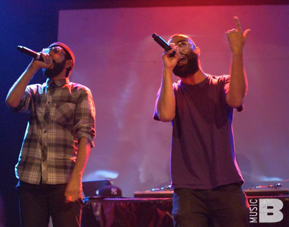 Out and About: Das Racist