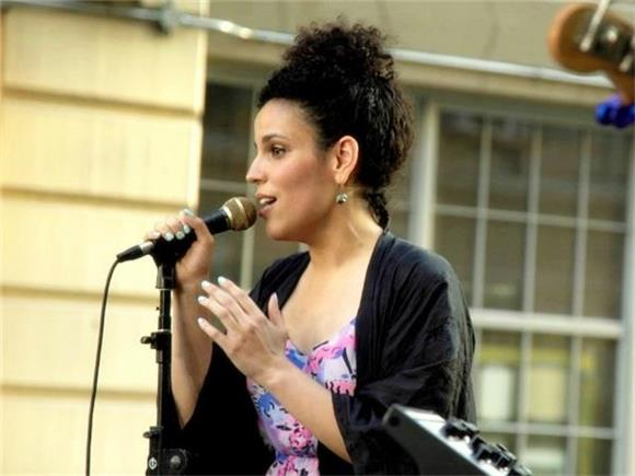 Now Playing: Xenia Rubinos' Funky Bands + Brews Session