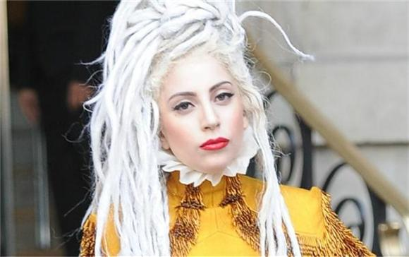 Gaga's Intergalactic Dream