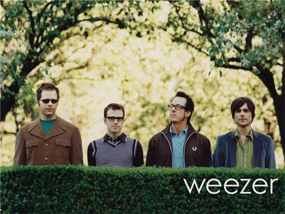 late night: weezer