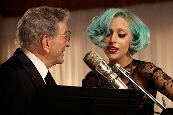 Lady Gaga and Tony Bennett Cover