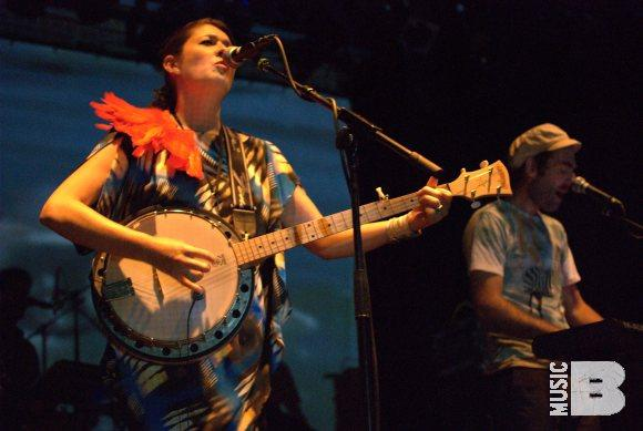Out and About: Clare and the Reasons and DeVotchKa at Music Hall of WIlliamsburg