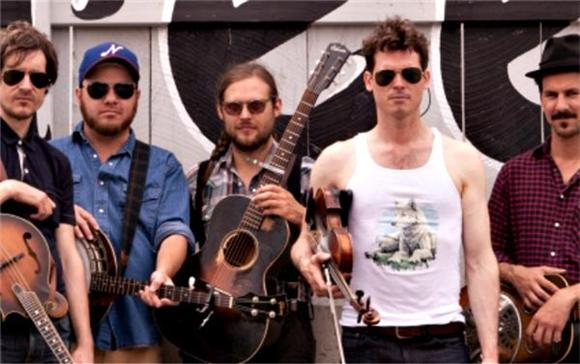 Old Crow Medicine Show Shakes up Conan
