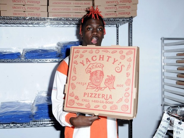 LA Loves Lil Yachtys Pizzeria as Much as Lil Yachty Loves Pizza