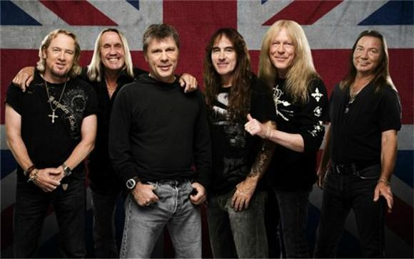 Iron Maiden: The World's Most Literary Band