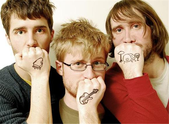 late night: jukebox the ghost