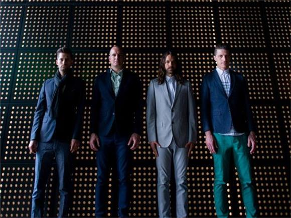 SONG OF THE DAY: 'Changes' by Mutemath