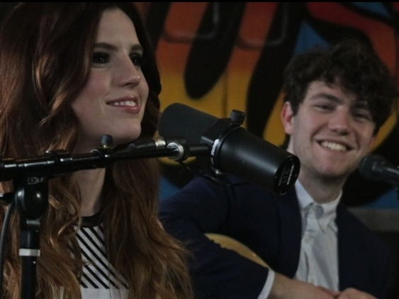A Baeble NEXT session with Echosmith