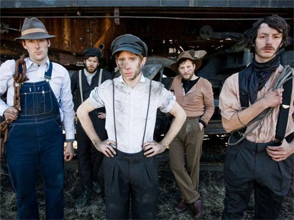 new music video: dr. dog