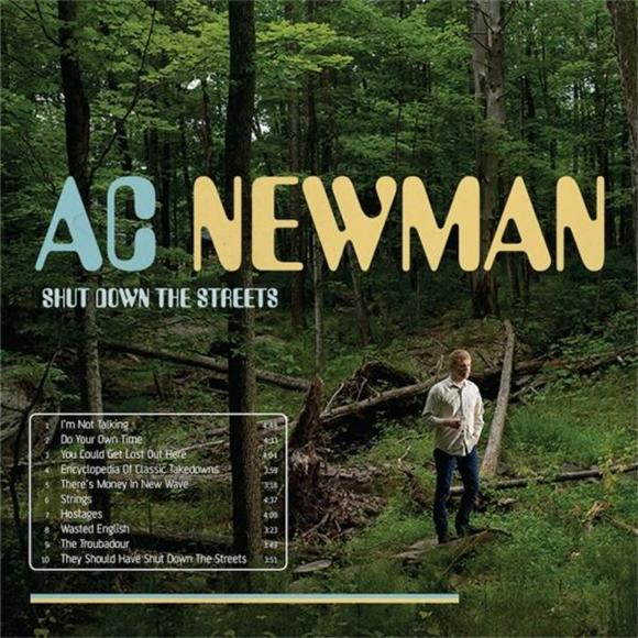 A.C. Newman Is In The Smile Business With an 'Encyclopedia of Classic Takedowns'