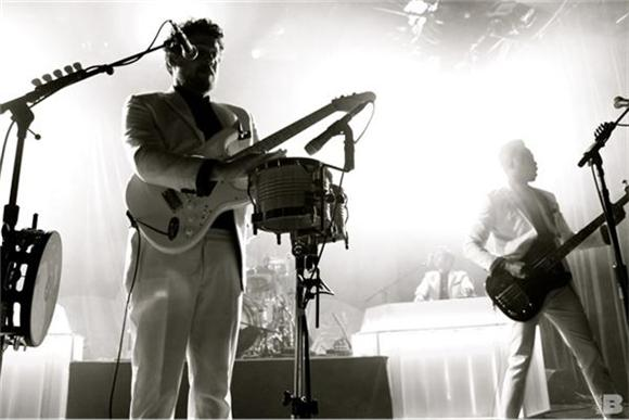 Out And About: Metronomy At Irving Plaza