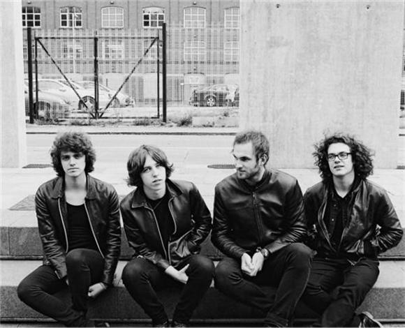 Bottled Lightning: Catfish and the Bottlemen Top the UK Charts.